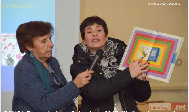 """La presentazione del progetto """"Nati per Leggere"""""""
