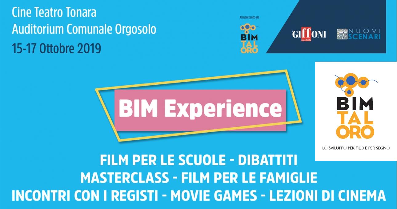 BIM EXPERIENCE 6^ EDIZIONE: 900 STUDENTI COINVOLTI