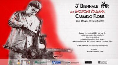 3ª BIENNALE DELL'INCISIONE ITALIANA CARMELO FLORIS